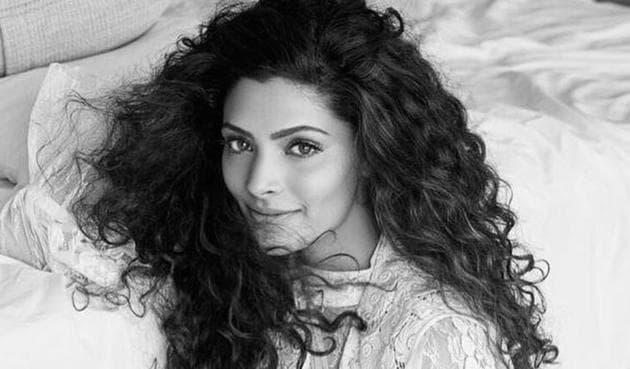 Saiyami Kher is winning praise for her performance in Anurag Kashyap's Choked.