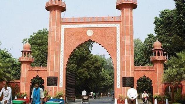 Aligarh Muslim University(HT File)