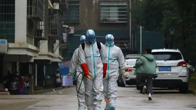 Since WHO characterised the Covid-19 epidemic as a pandemic on March 11, 2020, the situation has been worsening.(File photo)
