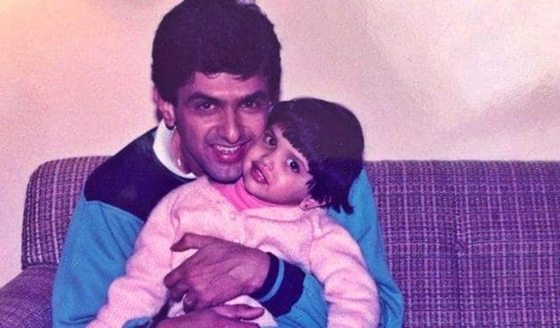 Deepika Padukone shares a childhood pic with dad to wish him a happy birthday on Wednesday.