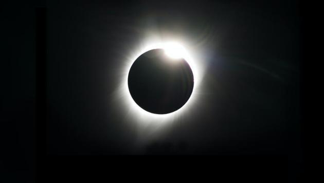 The annular solar eclipse will be first visible on June 21, 2020, around 9.15 AM IST, until around 3.04 PM IST. (Representational Image)(Unsplash)