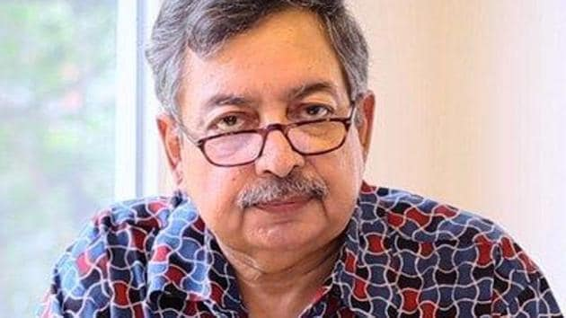 The Delhi Police has registered a case against journalist Vinod Dua for allegedly making statements incite trouble through his YouTube channel.(@VinodDua7/Twitter)