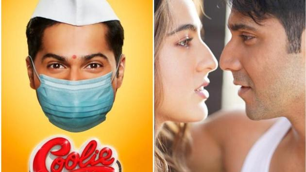 Varun Dhawan on Thursday posted a new picture about his upcoming film, Coolie No 1.