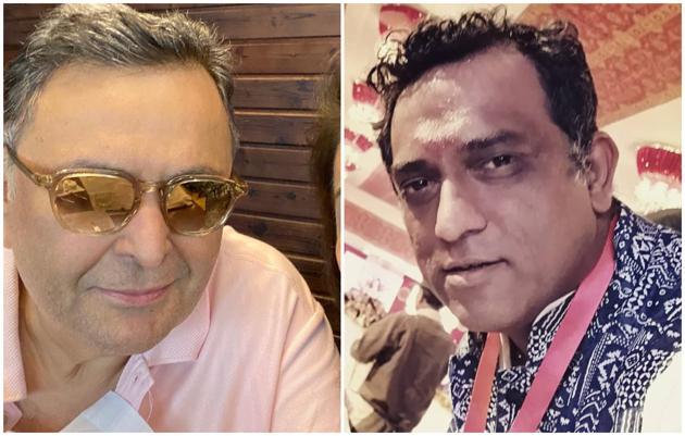Anurag Basu last met Rishi Kapoor on Ranbir Kapoor's birthday last year.