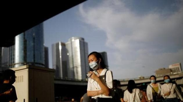 The fear of a school-based cluster infection breaking out in Beijing as the city nears normalcy means health authorities have swung back into action with contact tracing.(REUTERS)