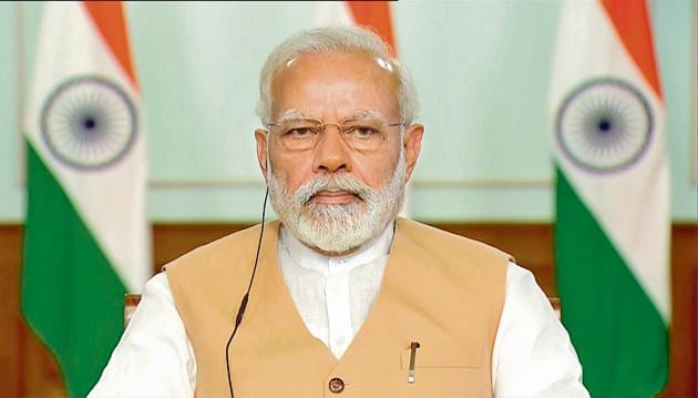 The pandemic has highlighted the close linkages between people and nature. The PM, through his term, has often spoken about placing environmental consciousness at the heart of India's future.(ANI)