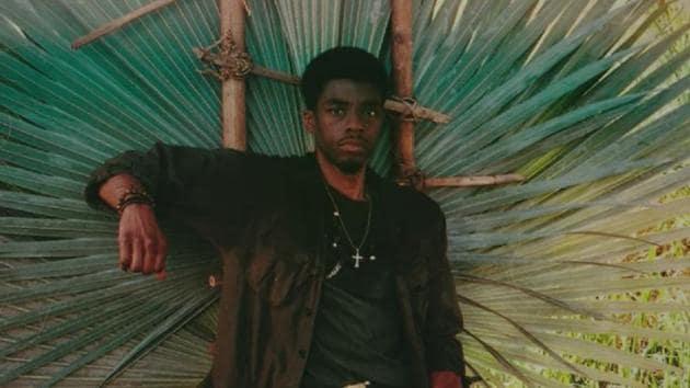 Da 5 Bloods movie review: Chadwick Boseman in a still from Spike Lee's new Netflix film.