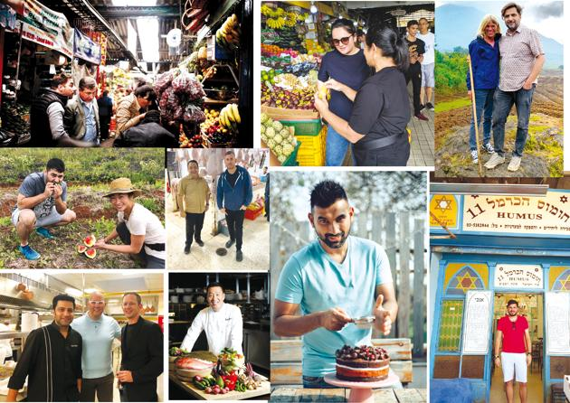 Meet nine chefs whose wanderings around the world expanded their menus