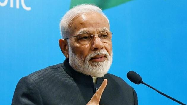 Prime Minister Narendra Modi's government is giving a hard push to the Jal Jeevan Mission to keep the project on track and give employment to workers in rural areas