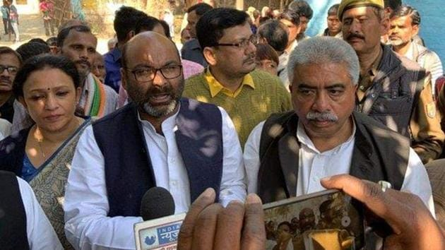 The Lucknow bench of the Allahabad high court approved the bail application of the Congress leader who was arrested from Agra on May 20. (Photo @AjayLalluINC)
