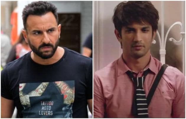 Saif Ali Khan shot for a special appearance in Sushant Singh Rajput's final film, Dil Bechara.