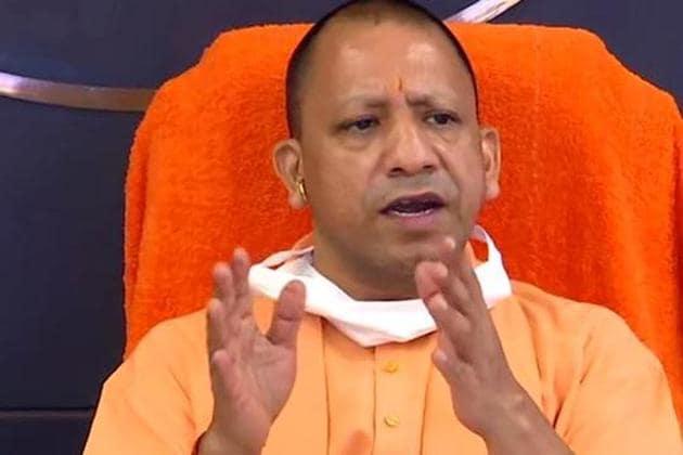 File photo: UP Chief Minister Yogi Adityanath.(ANI)