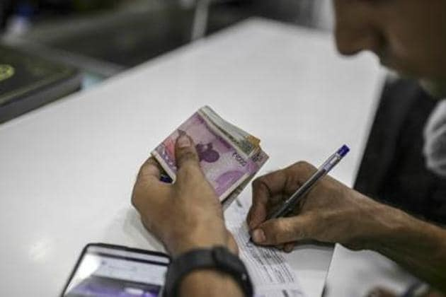 During the four-hour trading session, rupee witnessed an intra-day high of 76.17 and a low of 76.29 against the US dollar.(Bloomberg)