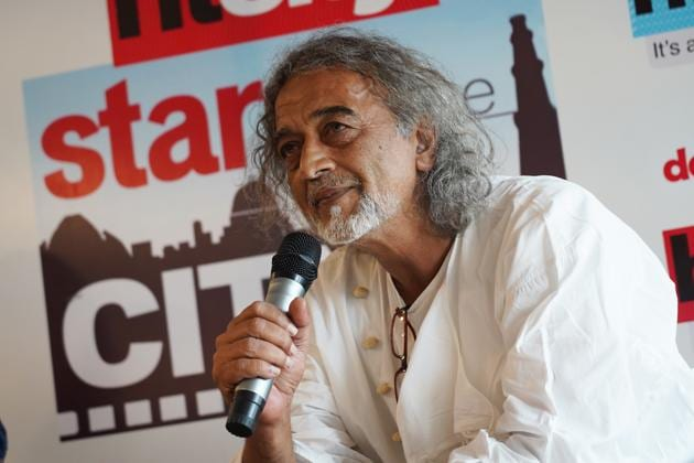 Singer - songwriter Lucky Ali has recently collaborated with the Bengaluru based hip hop outfit Low Rhyders for the single, Sacrifice.(Photo: Gokul VS/HT Photo)