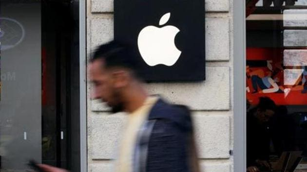 Smith joined Apple in 2017 after 16 years at consultancy Deloitte.(Reuters)