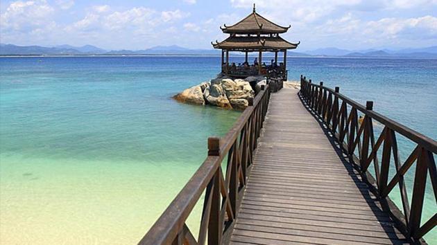 File photo: Hainan Island, China.(Shutterstock)