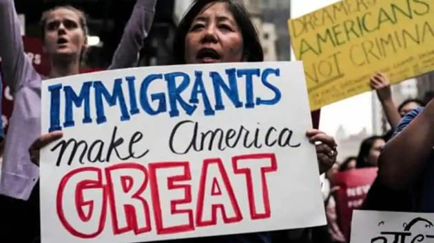Called the Deferred Action for Childhood Arrivals (DACA), the Trump administration rescinded it in November 2017.(AFP Photo)