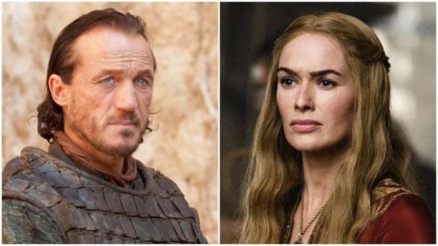 Jerome Flynn played Bronn while Lena Headey played Cersei Lannister on Game of Thrones.
