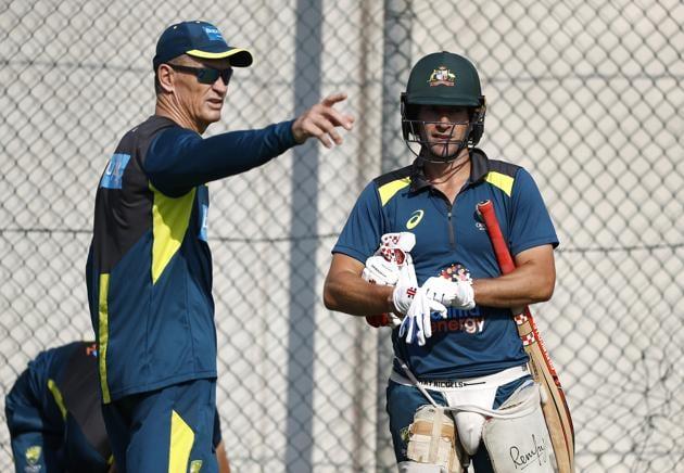 File photo of former Australian Batting Coach Graeme Hick.(Getty Images)