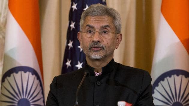 """India China border row: Foreign Minister S Jaishankar told his Chinese counterpart that the Chinese side's """"pre-meditated and planned action"""" was behind the violence and casualties at Galwan valley(AP)"""