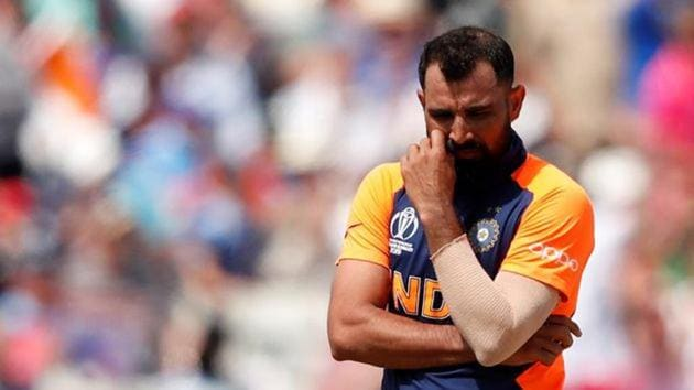 File image of Mohammed Shami.(Reuters)