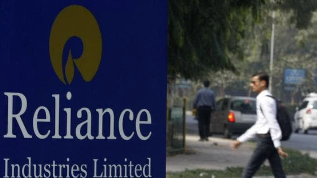 The oil-to-telecoms conglomerate, Reliance had previously set a target to clear its net debt of just over $21 billion by year-end.(Reuters)