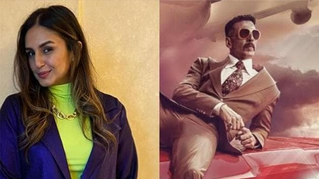 Actor Huma Qureshi joins Akshay Kumar in the upcoming spy thriller