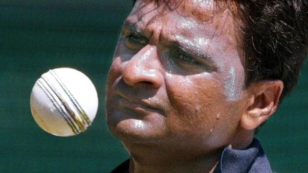 Javagal Srinath retired from cricket after the 2003 World Cup(Getty Images)