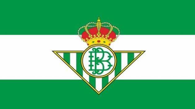 Real Betis logo.