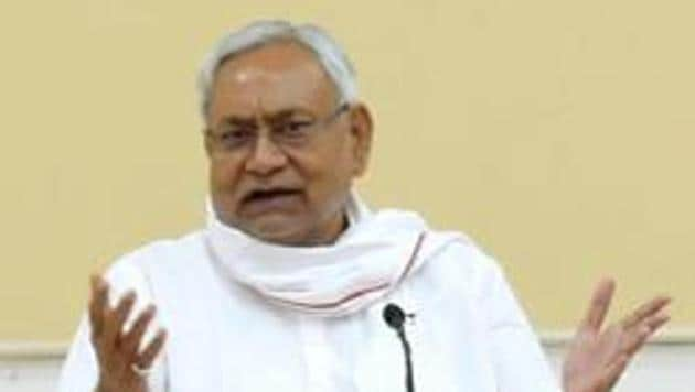 "Bihar Chief Minister Nitish Kumar wants streaming services to brought under censorship to prevent vieweres from accessing ""inappropriate content.""(HT PHOTO)"