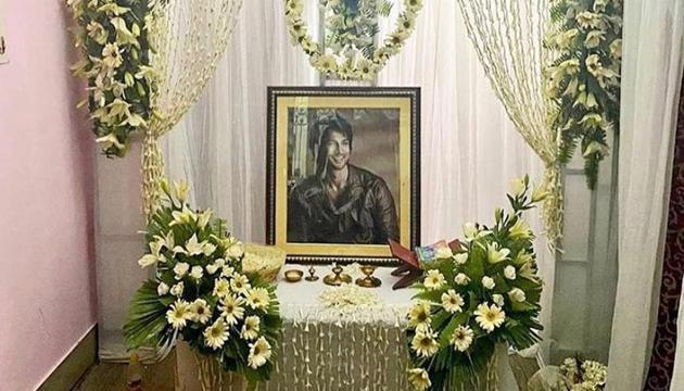 Sushant Singh Rajput died on June 14.