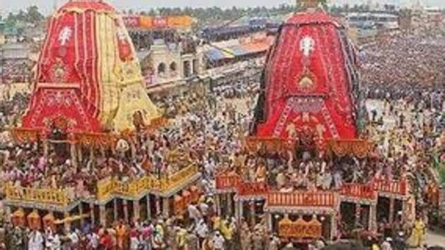 The Centre and the Odisha government had petitioned the top court, citing years of tradition and faith. (HT photo)