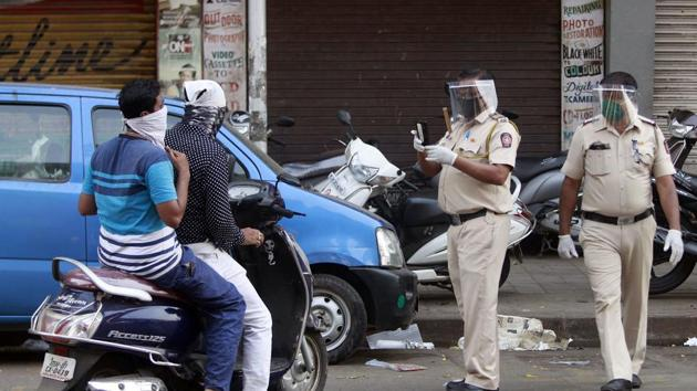 As many as 3,039 policemen have recovered from the illness and returned to their homes, police said.(ANI file photo)