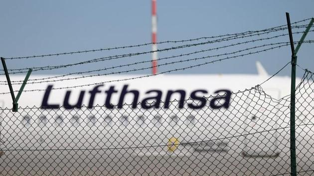 """In a statement to PTI, a Lufthansa spokesperson said that severe financial impact of the coronavirus pandemic leaves it with no choice but to restructure the airline and as part of that """"it will not be extending the fixed-term employment contracts of its Delhi-based flight attendants"""".(REUTERS)"""