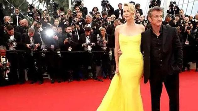 Charlize Theron and Sean Penn dated between 2014 and 2015.