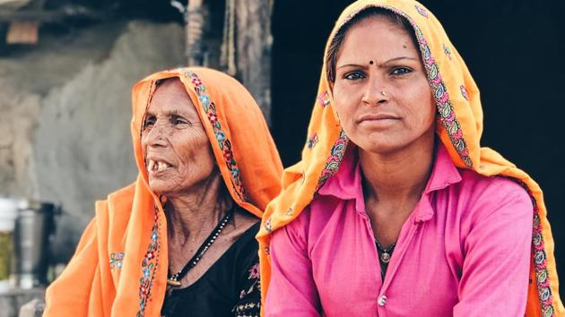 Less than a quarter of women in India are in the labour force —among the poorest standings in the world —and they earn35% lesson average than men, compared to the global average of a 16% gap. (Representational Image)(Unsplash)