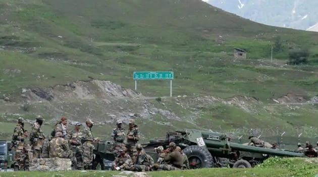 """While accusing China of triggering several face-offs by trying to unilaterally change the status quo along the LAC, the Indian side also rejected the Chinese side's """"unjustified and untenable"""" claim on the Galwan Valley.(Reuters file photo)"""