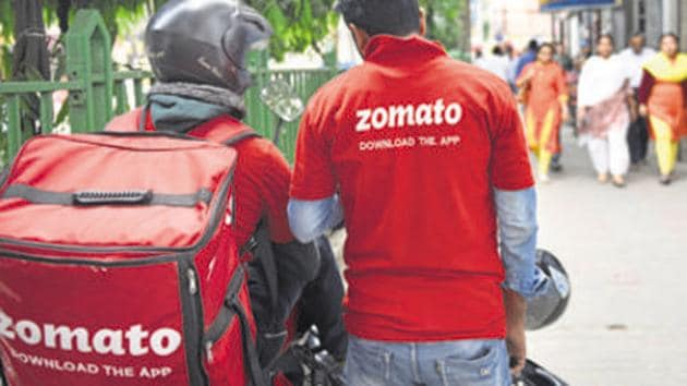 During the protest, some of the employees claimed that they had quit their job as Zomato has a sizeable Chinese investment.(Indranil Bhoumik/Mint File Photo)