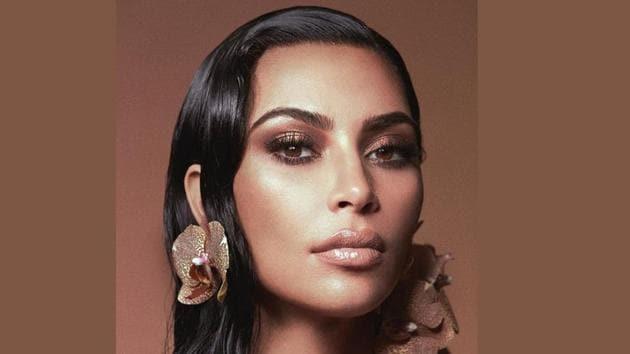 Kim Kardashian West(Instagram)