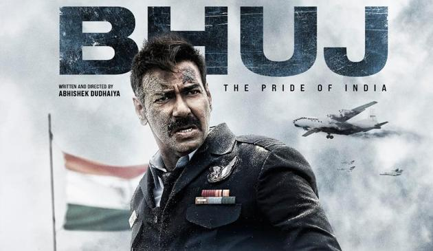 Bhuj The Pride of India will release on Disney+ Hotstar.
