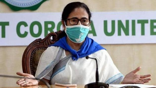 West Bengal Chief Minister Mamata Banerjee had earlier raised objections against resumption of international flights too.(PTI PHOTO.)