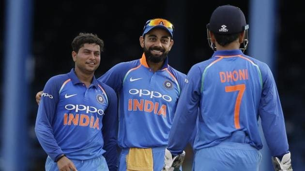 He is a great instant advisor': Kuldeep Yadav hoping for MS Dhoni's  comeback to Team India   Hindustan Times