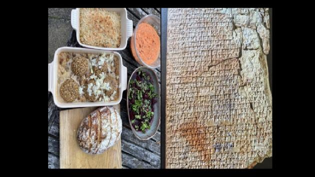 Bill Sutherland shared images of all the prepared dishes along with their recipes.(Twitter@Bill_Sutherland)