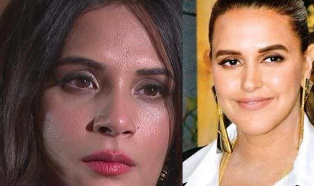Neha Dhupia, Richa Chadha express their anger at the recent incident where a woman was beaten up for asking a man to wear a mask.