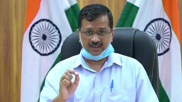 Delhi chief minister.(ANI)
