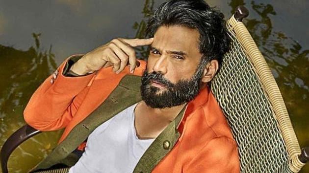 Suniel Shetty's upcoming Bollywood projects include Marakkar, Fraudster and Mumbai saga(Instagram)