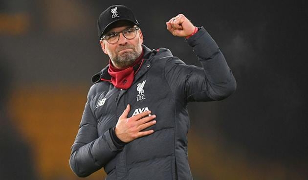 Jurgen Klopp wants Liverpool to go for back-to-back Premier League titles.(Getty Images)