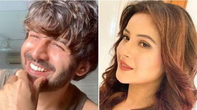 Kartik Aaryan shared a comment on Shehnaaz Gill's post and her fans made him trend online.