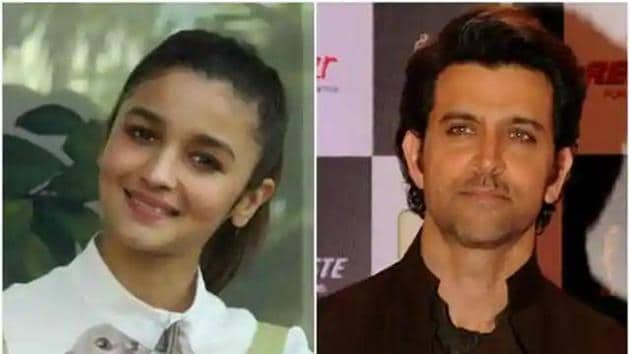 Hrithik Roshan and Alia Bhatt have been invited to the Academy of Motion Pictures Arts and Sciences.