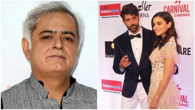Hansal Mehta has responded to Alia Bhatt and Hrithik Roshan joining the Academy.